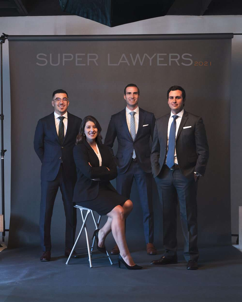Super-Lawyer San Diego Winner 2021