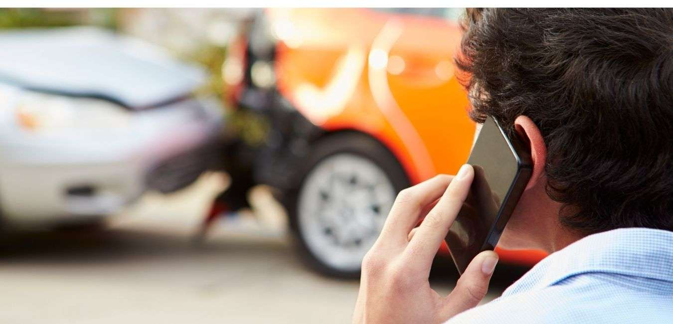 personal insurance claim, car accident